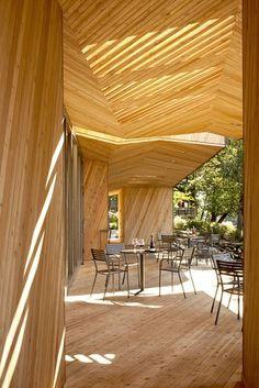 Sokol Blosser Winery's New Tasting Room - Dayton, Estados Unidos - 2013 - Allied Works Architecture
