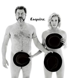 Nick Offerman and Chelsea Handler Interview - Esquire Q&A