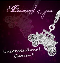 Unconventional and truly special, this charm is a complete winner with a stunning design. You can think of buying this charm for your personal collection or can simply make a gift for someone you truly care for. For getting this charm at our new price, please click here http://www.diamondnyou.com  for details.