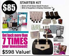 Tired of being broke or just need some extra fun money? $85 to start your own business. Let's talk! Jenniborys@gmail.com, 586-703-3217