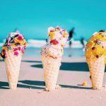 Ice Cream Shop Serves Vegan Gelato on Australia's Famous Bondi Beach. #icecream #vegandesserts #australia #bondibeach #gelato #veganfood #plantbased