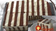 Ešte nikdy som nevidela takúto úžasnú nepečenú maškrtu: Torta Piáno – krásne vyzerá a chuť miliónová! Sweet Recipes, Tiramisu, Ethnic Recipes, Oreos, Yum Yum, Food, Bebe, Essen, Meals