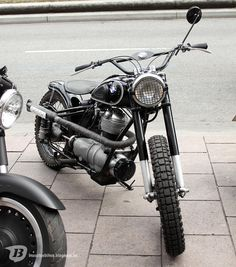 BMW SCRAMBLER  FROM BROUCHI BIKES