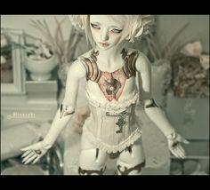 cyborg mod? cyborg mod. #bjd