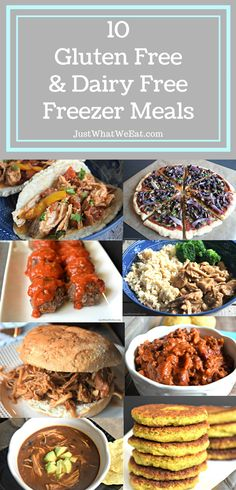 Allergy Free Recipes, Gluten Free Recipes, Healthy Recipes, Gluten Dairy Free, Healthy Fit, Paleo Food, Meal Recipes, Paleo Diet, Healthy Meals