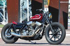 Harley davidson bobber dyna FXRS 1340