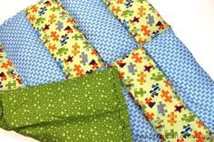 Download a free instruction sheet on how to create a Weighted Blanket for children with sensory disorders. It's a Project Linus project as featured on Sewing With Nancy.