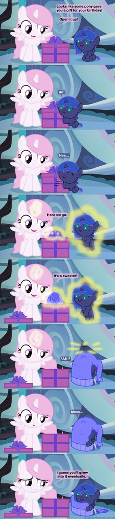 Contains mature content? we're both fillies in this comic. I'm made of sof. My Little Pony Comic, My Little Pony Pictures, Mlp My Little Pony, My Little Pony Friendship, Mlp Comics, Cute Comics, Funny Comics, Comic Pictures, Cute Pictures