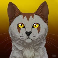 Cherrypaw. Sister of Redpaw, Honeypaw, and Sparkpaw. Daughter of Storm and White-Face. Female.
