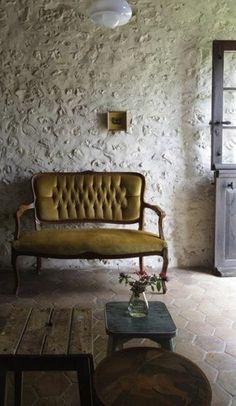 EL JARDIN DE LOS MUFFINS: Blog de Interiorismo y Decoración Vintage.: Una segunda oportunidad...Sofás Vintage con Pátina y mucha Personalidad