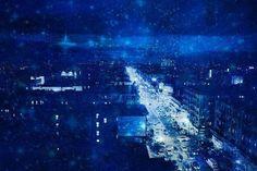 Ночью каждый думает о человеке, которого любит.