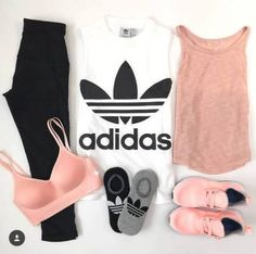Last Day of Early Access Nordstrom Anniversary Sale - adidas top crop leggings yoga outfit athleisure nike sportsbra Source by jasmin_duscha - Yoga Outfits, Legging Outfits, Teen Fashion Outfits, Nike Outfits, Sport Outfits, Style Fashion, Hiking Outfits, Casual Outfits, Petite Outfits