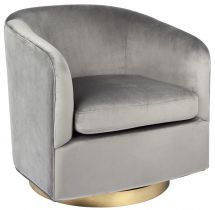 Balance modern and contemporary styling in your space with the Belvedere Swivel Armchair from CAFE Lighting & Living. Velvet Stool, Velvet Armchair, Swivel Armchair, Velvet Cushions, Living Furniture, Furniture Design, Quilt Cover Sets, Occasional Chairs, Tub Chair