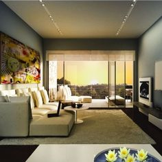 21 Most Wanted Contemporary Living Room Ideas | Colorful living ...