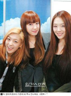 f(x) - Luna, Victoria & Sulli <3