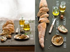Herbs & Olives Baquet- Diptych by Cintamani ;-), via Flickr