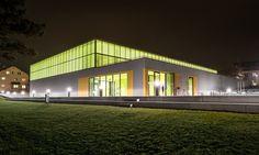 Sports Centre Neumatt | Strengelbach | Switzerland | Sport in Architecture 2016 | WAN Awards