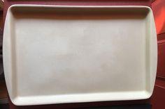 Pampered Chef Family Heritage Stoneware Large Cookie Sheet Baking Pan | eBay