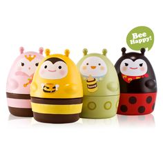 [Etude House] Missing U Hand Cream Bee Happy! 4 types | Korean Skin Care and Beauty Products - Cosmetic Love