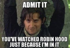 Why else would you watch it?