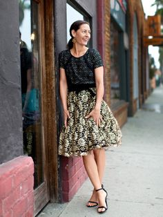 User's Guide to Style: Lace Top: shopping: allure.com