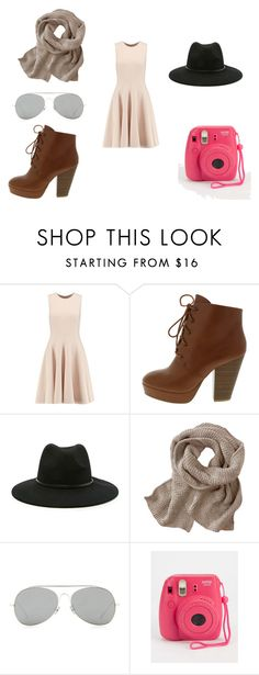 """""""Just Walking Around"""" by thatgothchic on Polyvore featuring Michael Kors, Forever 21, Acne Studios, women's clothing, women's fashion, women, female, woman, misses and juniors"""