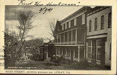 http://www.ebay.com/itm/1909-LURAY-VA-Main-Street-Mansion-Inn-Strickler-postcard-/361878833501?hash=item5441a8c95d:g:i9IAAOSw241YeCzE