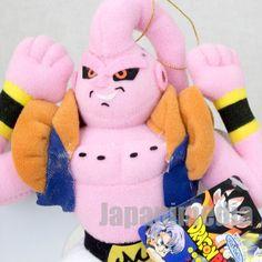 """RARE Dragon Ball Z Majin Boo 10"""" Plush Doll Banpresto 1995 ANIME JAPAN MANGA #Banpresto"""