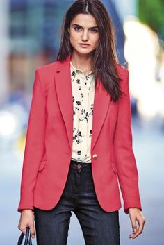Buy Pink Blazer online today at Next: United States of America