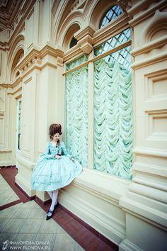 @edhester Marie Antoinette III by Lizchen-R on DeviantArt
