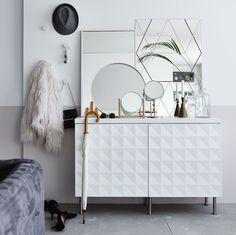 HERRESTAD deur   #IKEA #IKEAnl #kast #kastje #schaduw #dynamisch