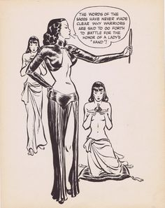 Dragonlady proverb print by Milton Caniff, in Jeff Singh's Milton Caniff - the prints Comic Art Gallery Room Comic Book Characters, Comic Books Art, Female Dragon, Dragon Lady, Milton Caniff, Jordi Bernet, Alex Toth, Ligne Claire, Provocateur