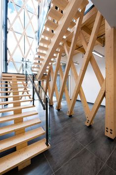 Industrial Residues Technological Center (CTRI) - Picture gallery #architecture #interiordesign #timber