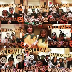 Muchas gracias por celebrar #Halloween con nosotros. #Kuraya
