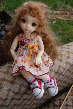 Неожиданные встречи / BJD - шарнирные куклы БЖД / Бэйбики. Куклы фото. Одежда для кукол