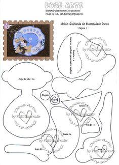 Guirlanda de Maternidade Pietro pagina 1
