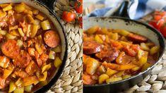 Jednoduchý, ale skvělý recept. Kvalitní suroviny jsou samozřejmě základ! :) Ratatouille, Pork, Fresh, Ethnic Recipes, Sweet, Kale Stir Fry, Candy, Pork Chops