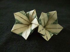 Money origami flower edition 10 different ways to fold a dollar money origami turn your dollar bills into a hearts flowers and mightylinksfo