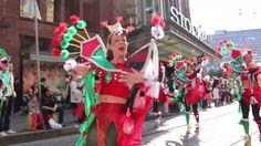 Helsinki Samba Carnaval 2014 - Papagaio: Brasilia Jalkapallon maa ...