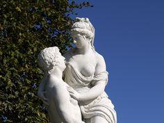 Statues at Schönbrunn Vienna, Sculptures, Art, Statues, Figurine, Sculpting, Kunst, Statue, Sculpture