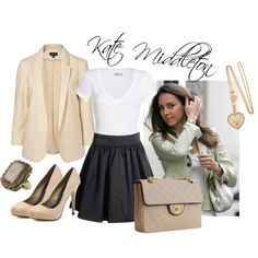Kate Middleton, created by sugarpop27 on Polyvore