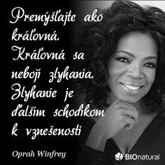 Citát od Oprah Oprah Winfrey, Motivational