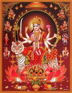 We curated the list of Goddess Vaishno Devi Image here for the devotees. Scroll down to see Goddess Vaishno Devi Images, pictures, HD images and more. Durga Images, Hanuman Images, Ganesh Images, Kali Hindu, Hindu Art, Happy Navratri Images, Navratri Puja, Durga Ji, Shri Hanuman