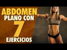 7 EJERCICIOS PARA MARCAR EL ABDOMEN   RUTINA 10 MINUTOS - YouTube Bikinis, Swimwear, Youtube, Abs, Workouts, Shape, Fitness At Home, Home Fitness, Amazons
