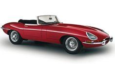 Jaguar E-Type ...                                                                                                                                                                                 Mehr