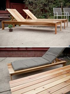 """Want a perfect patio? Try these DIY patio ideas! Outdoor and backyard patio ideas and tutorials save you a ton of money in making your patio """"perfection""""! Outside Furniture, Diy Outdoor Furniture, Deck Furniture, Outdoor Rooms, Outdoor Decor, Furniture Ideas, Furniture Design, Barbie Furniture, Antique Furniture"""