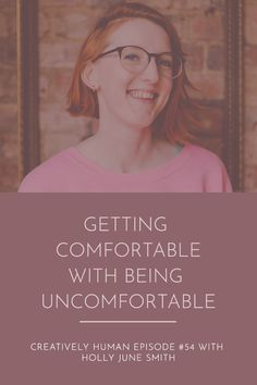 Getting Comfortable with Being Uncomfortable with Holly June Smith Meditation Techniques For Beginners, Mindfulness For Beginners, Business Advice, Online Business, Self Development, Personal Development, Best Meditation, Human Connection, Social Media Channels