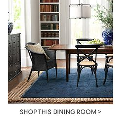 Dining Room | Table and chairs