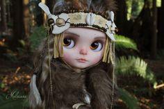 OOAK New Custom Blythe Doll by Melacacia - Art Doll - Authentic Takara - Ansuz   Dolls & Bears, Dolls, By Brand, Company, Character   eBay!