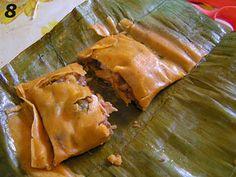 Hallaca venezolana: plato navideño.
